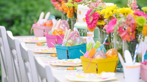 Easter Table wallpapers high quality