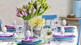 Easter Table Photo Download#1