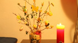 Easter Table Photo Download#2