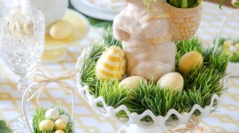 Easter Table Wallpaper For Android