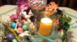 Easter Table Wallpaper For Mobile#2
