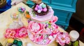 Easter Table Wallpaper Gallery