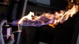 Flamethrower Wallpaper Download Free