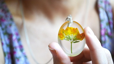 Flowers In Resin wallpapers high quality