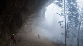 Fog In Smoky Mountains Photo Download