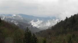 Fog In Smoky Mountains Photo#1