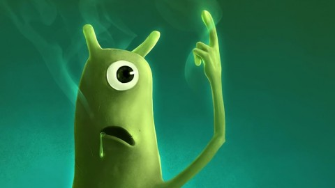 Funny Germs wallpapers high quality