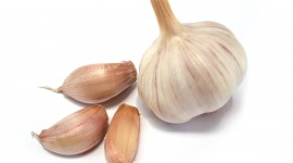 Garlic Desktop Wallpaper