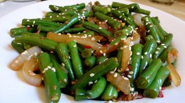 Green Beans High Quality Wallpaper
