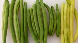 Green Beans Wallpaper