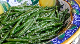 Green Beans Wallpaper Download