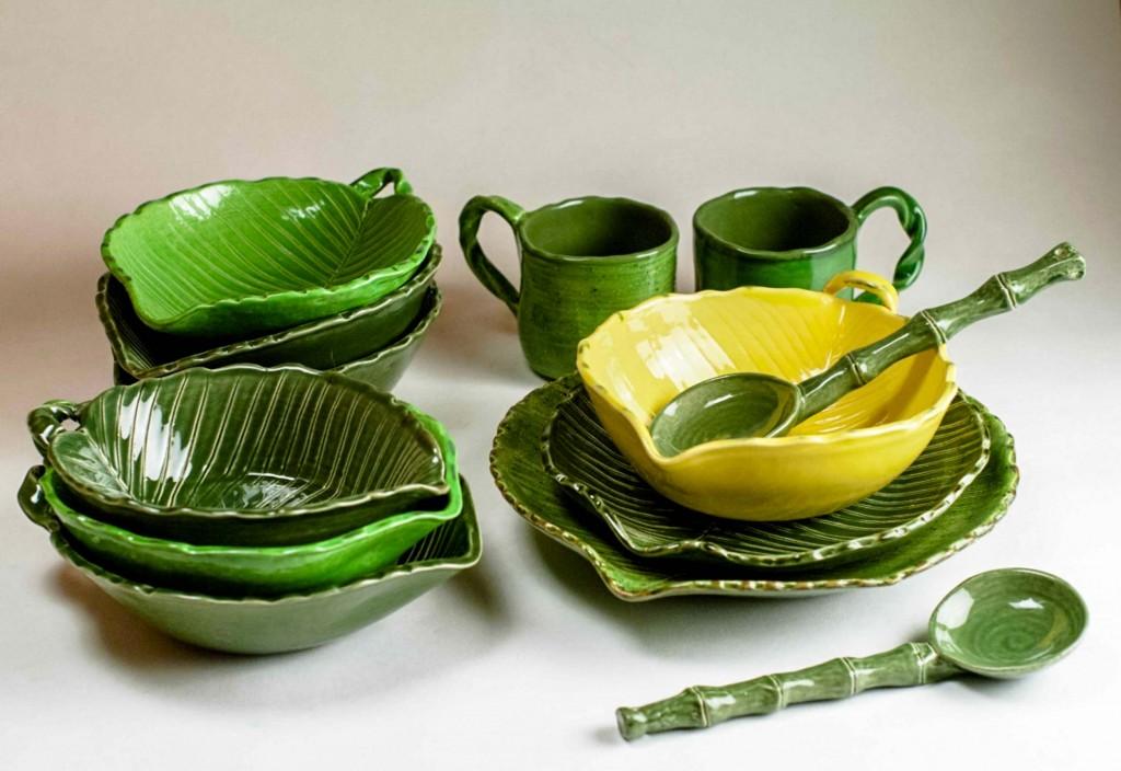Green Tableware wallpapers HD