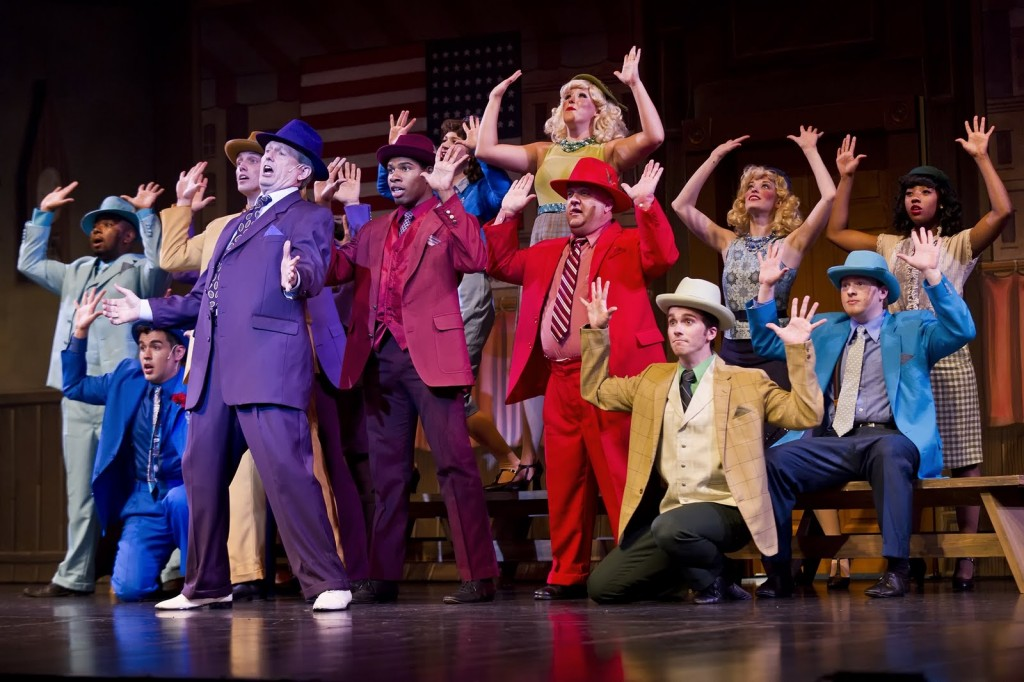 Guys And Dolls Musical wallpapers HD