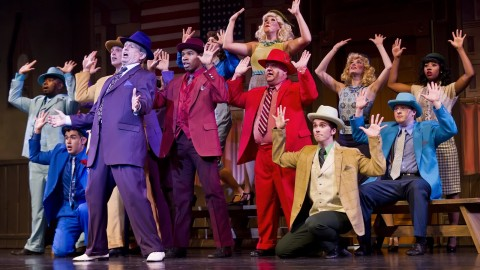 Guys And Dolls Musical wallpapers high quality