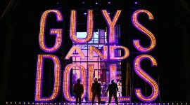 Guys And Dolls Musical Wallpaper#1
