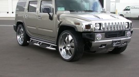 Hummer High Quality Wallpaper