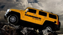 Hummer Wallpaper Full HD