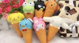 Ice Cream Animals Photo Free#2