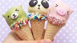 Ice Cream Animals Wallpaper For IPhone#2