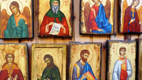 Icons In The Church wallpapers high quality