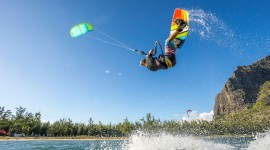 Kite Surfing Best Wallpaper