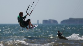 Kite Surfing Wallpaper 1080p