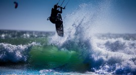 Kite Surfing Wallpaper Gallery