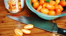 Kumquat Wallpaper Background