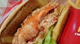 Lobster Roll Wallpaper For Android