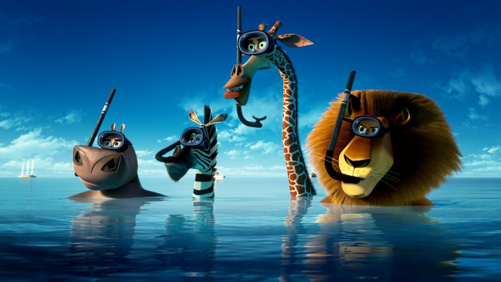 Madagascar 3 Europe's Most Wanted wallpapers HD