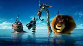 Madagascar 3 Europe's Most Wanted Wallpaper