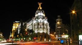 Madrid Desktop Wallpaper