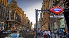 Madrid Wallpaper Background