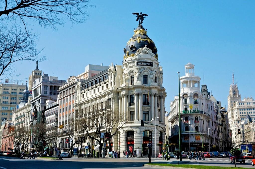 Madrid wallpapers HD