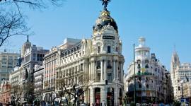 Madrid Wallpaper HD