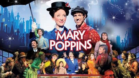 Mary Poppins Musical wallpapers high quality