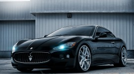 Maserati Desktop Wallpaper HD