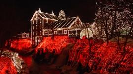 Mill Light Photo