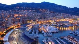 Monaco Desktop Wallpaper