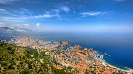 Monaco Desktop Wallpaper For PC