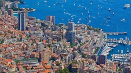 Monaco Desktop Wallpaper Free