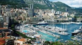 Monaco Desktop Wallpaper HQ