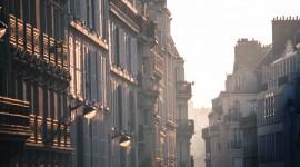 Morning In Paris Desktop Wallpaper For PC