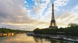 Morning In Paris Photo
