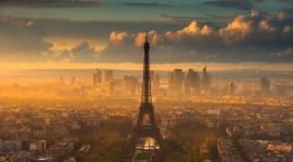 Morning In Paris Photo Free