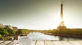 Morning In Paris Wallpaper