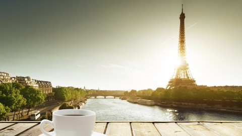 Morning In Paris wallpapers high quality