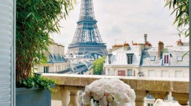 Morning In Paris Wallpaper For IPhone#1