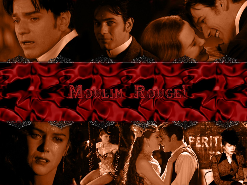 Moulin Rouge Musical wallpapers HD