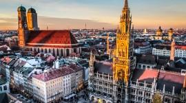 Munich Wallpaper 1080p